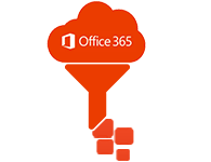 Filter office 365 outlook backup