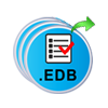 convert password locker EDB