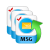 import MSG file to Outlook