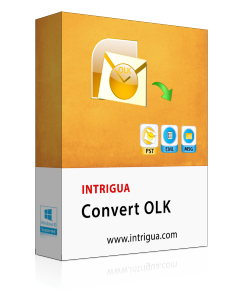 Convert OLK Tool for Windows and Mac – Export OLK14Message to PST
