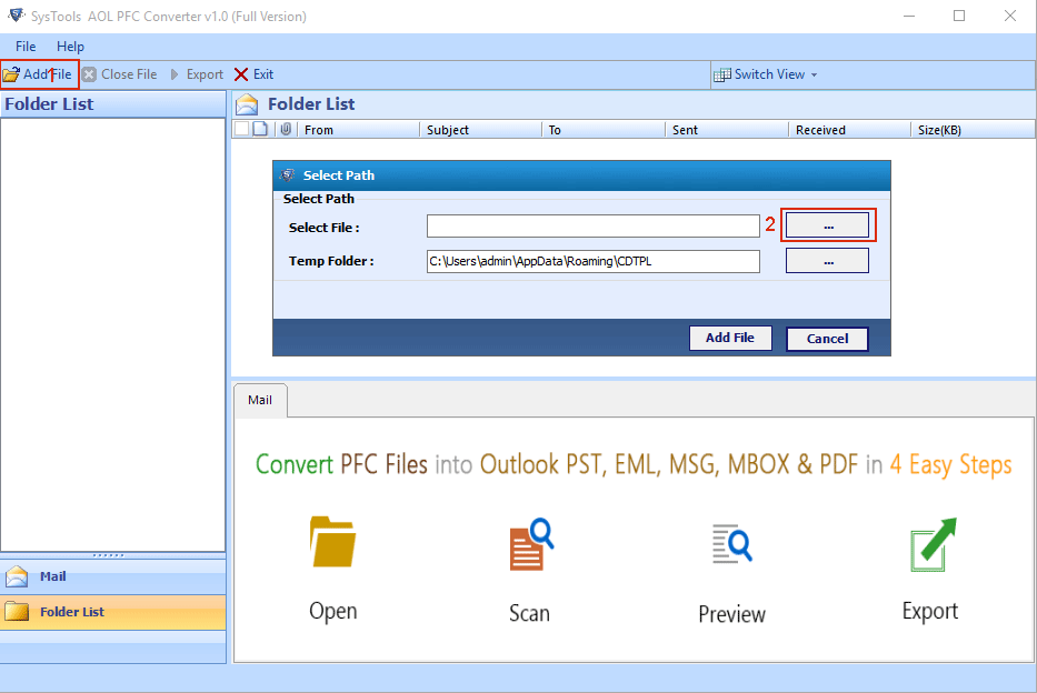 how to archive outlook emails to hard drive